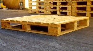 Lean Manufacturing in wood pallet industry