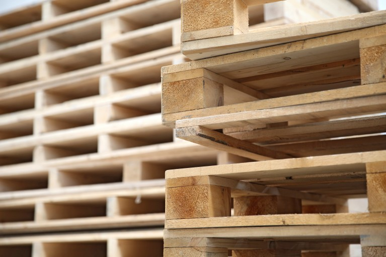 Wood Pallets Recycled