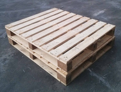 The History of Wood Pallets