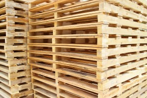 Eco-Friendly Shipping Option for Wood Pallets