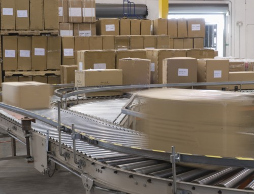 How Pallets Improve Warehouse Efficiency